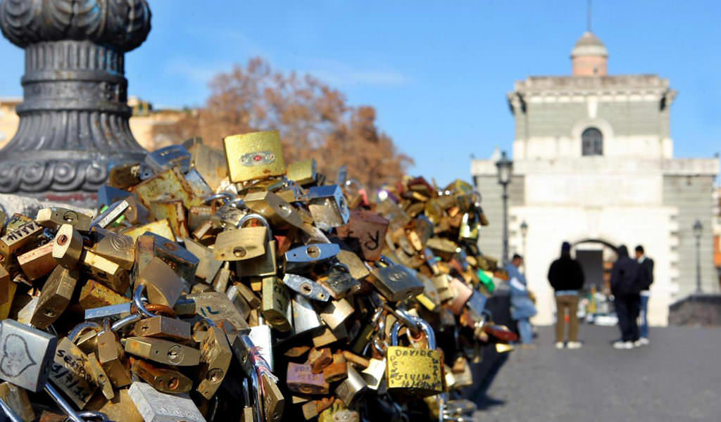Where to go on a Valentine's Day in Rome