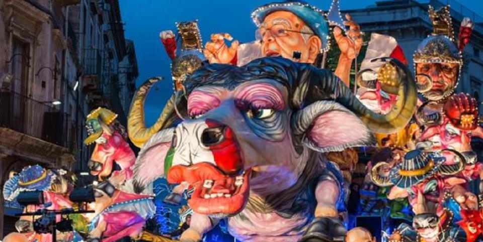 Carnival of Acireale