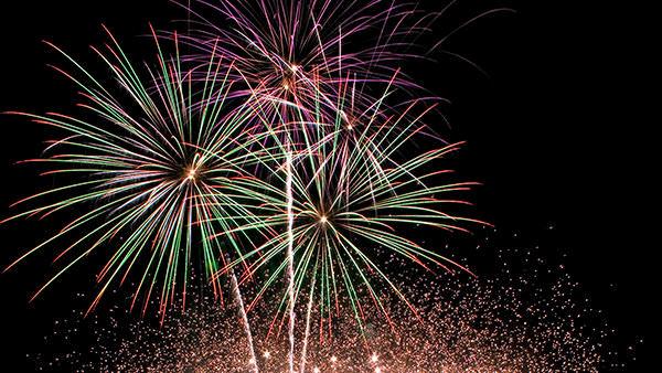 menaggio summer fireworks