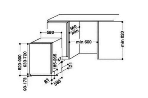 Cum se montează o mașină de spălat vase încorporabilă - ghid complet