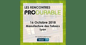 Les Rencontres Produrable Lyon