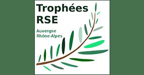 Trophées RSE Auvergne Rhône-Alpes