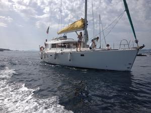 Location voilier var promenade balade en mer croisiere a la carte avec skipper provence cote azur bandol cassis marseille croisières à la carte