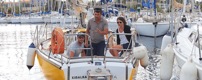 Location voilier avec ou sans skipper balade en mer Var Mediterranee