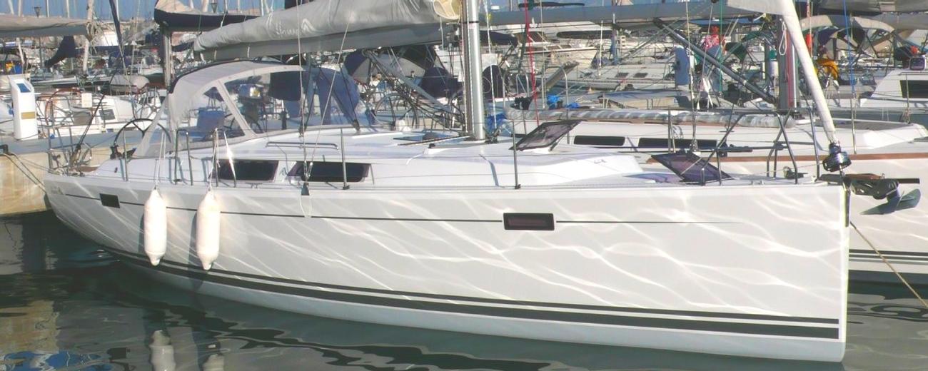 location voilier hanse 385 a marseille et cote azur avec ou sans skipper croisiere