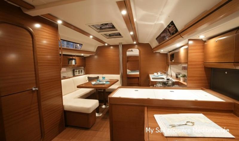 location monocoque voilier dufour 405 grand large a marseille et cote azur