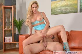 Cherie DeVille in My Friend's Warm Mom