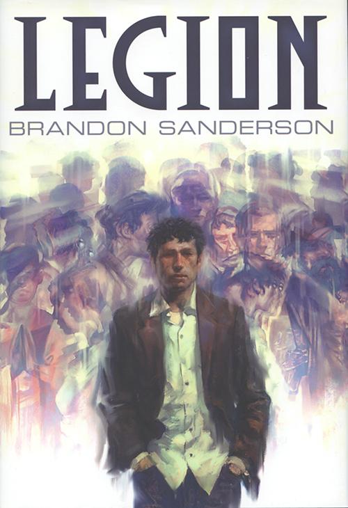 Legion by Brandon Sanderson.