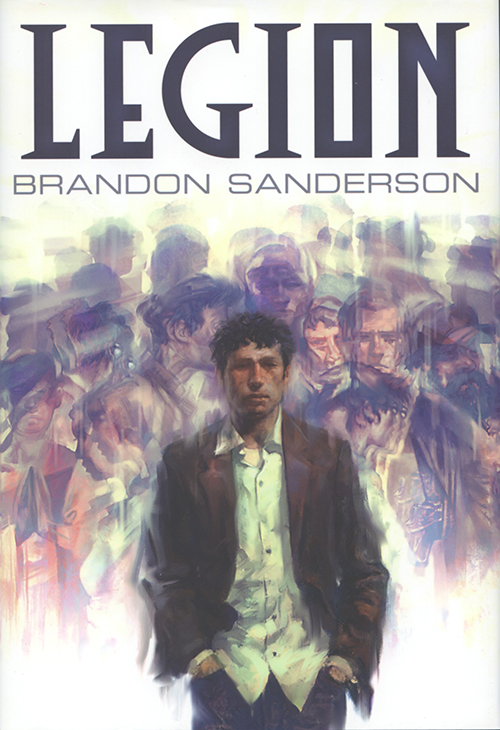 Legion by Brandon Sanderson - short work review