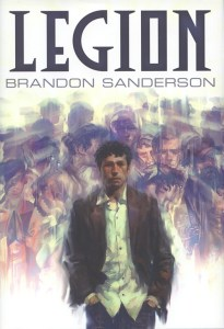 Legion by Brandon Sanderson.