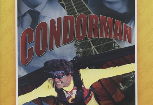 Condorman - film review