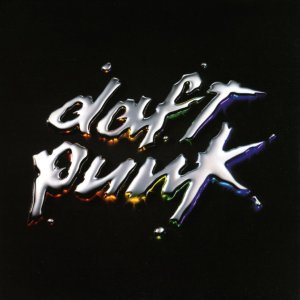 "Cover of ""Discovery"" by Daft Punk."