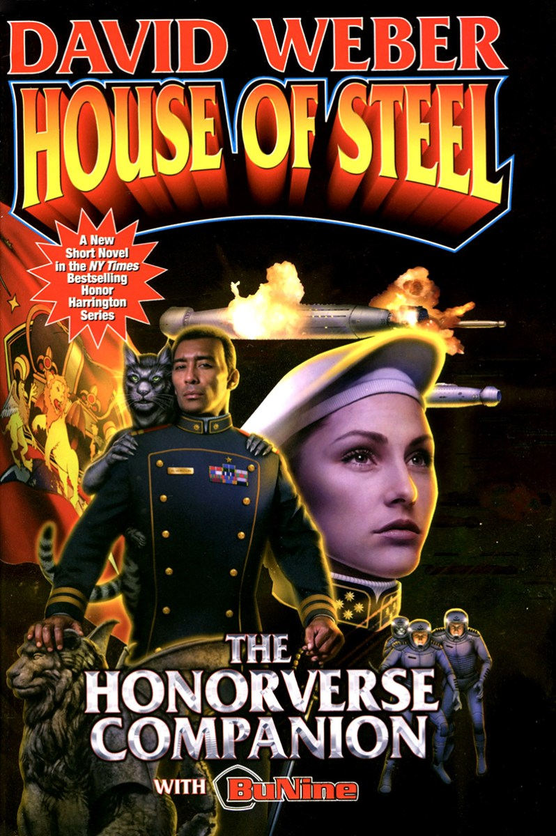 House of Steel by David Weber - short work review