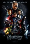 "Movie poster from ""The Avengers"" from Marvel Studios and Disney."