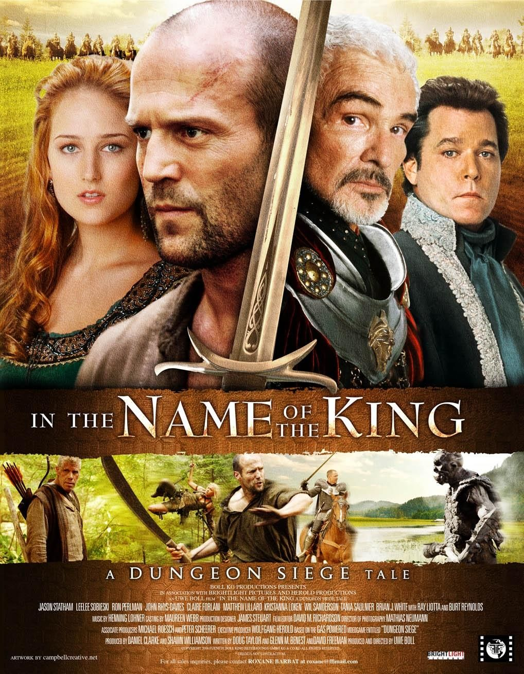 In The Name Of The King A Dungeon Siege Tale Film Review