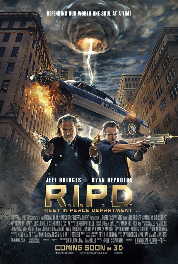 "Poster from ""R.I.P.D."""