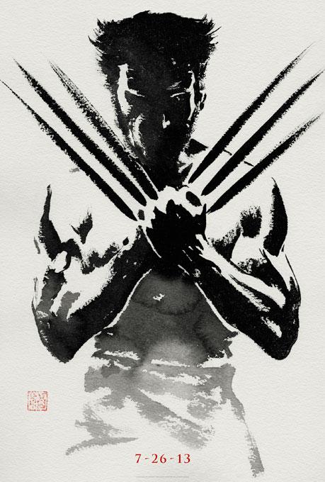 "Poster for ""X-Men Origins: The Wolverine""."