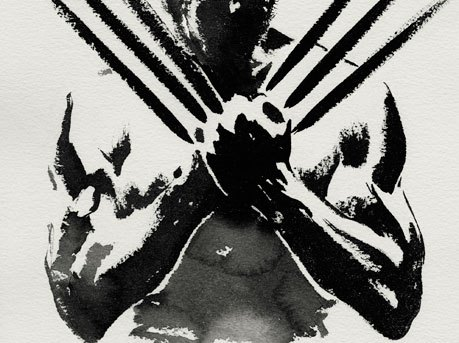 "Poster for ""X-Men Origins: The Wolverine""."