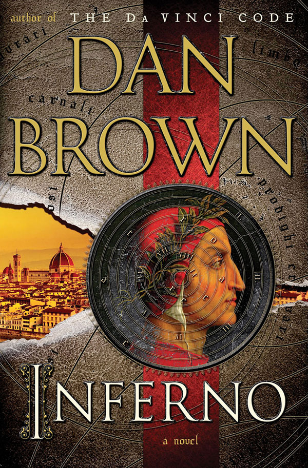 "Cover of ""Inferno"" by Dan Brown."