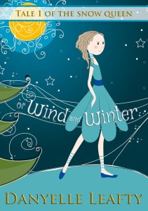 "Cover of ""Of Wind and Winter"" by Danyelle Leafty."