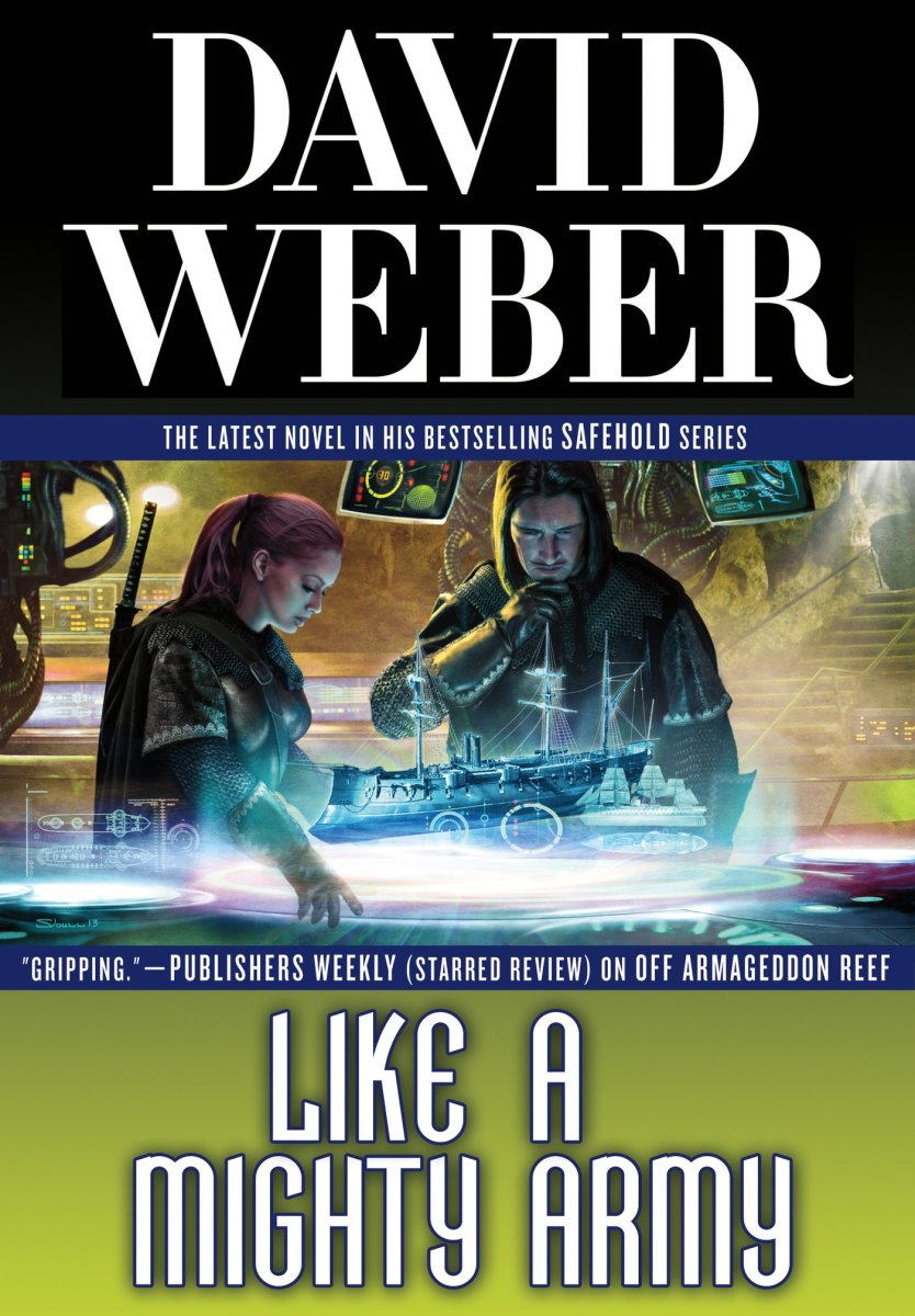 Like a Mighty Army by David Weber - book review