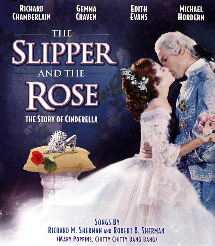 Image result for the slipper and the rose movie