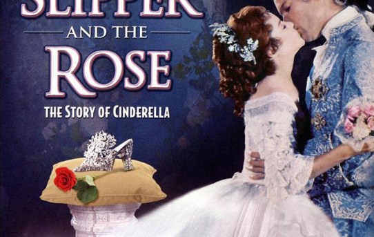 "Cover of ""The Slipper and the Rose"" for the Blu-ray release."