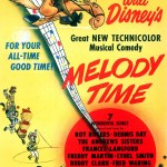 Melody Time – animated anthology film review