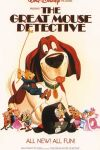 "Original theatrical poster for ""The Great Mouse Detective""."