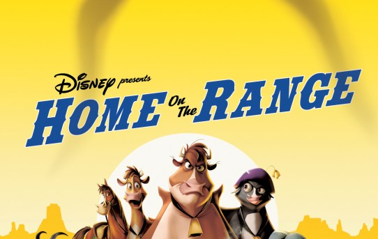 Home on the Range - animated film review