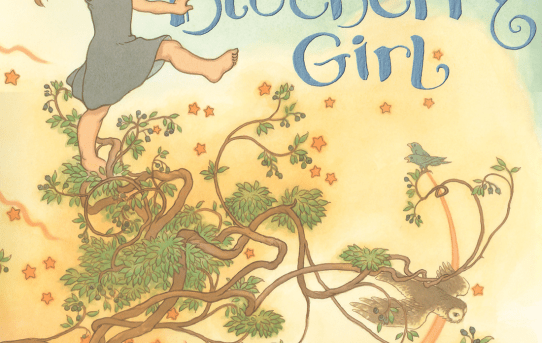 Blueberry Girl by Neil Gaiman - picture book review