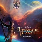 Treasure Planet – animated film review
