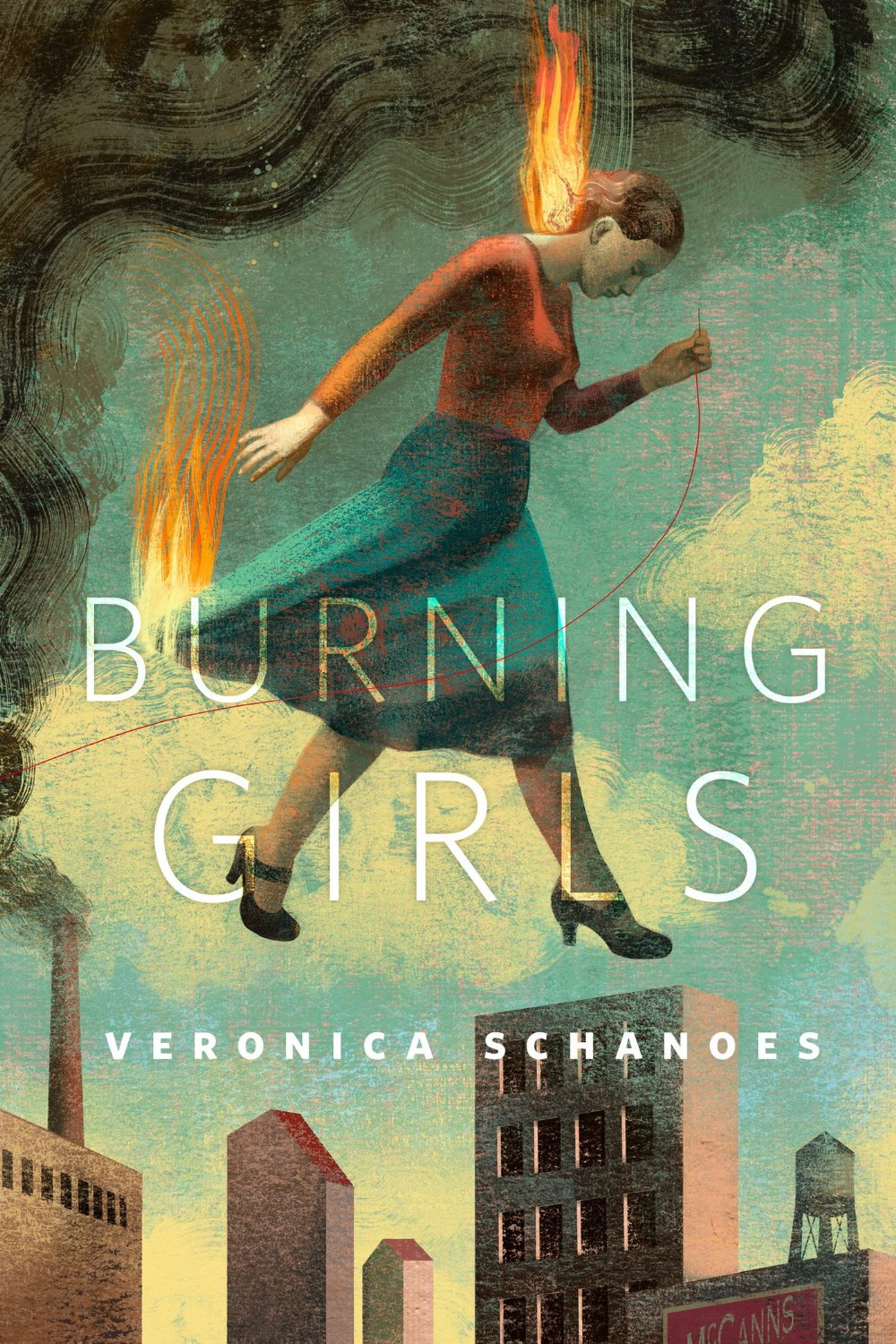 """Burning Girls"" by Veronica Schanoes."