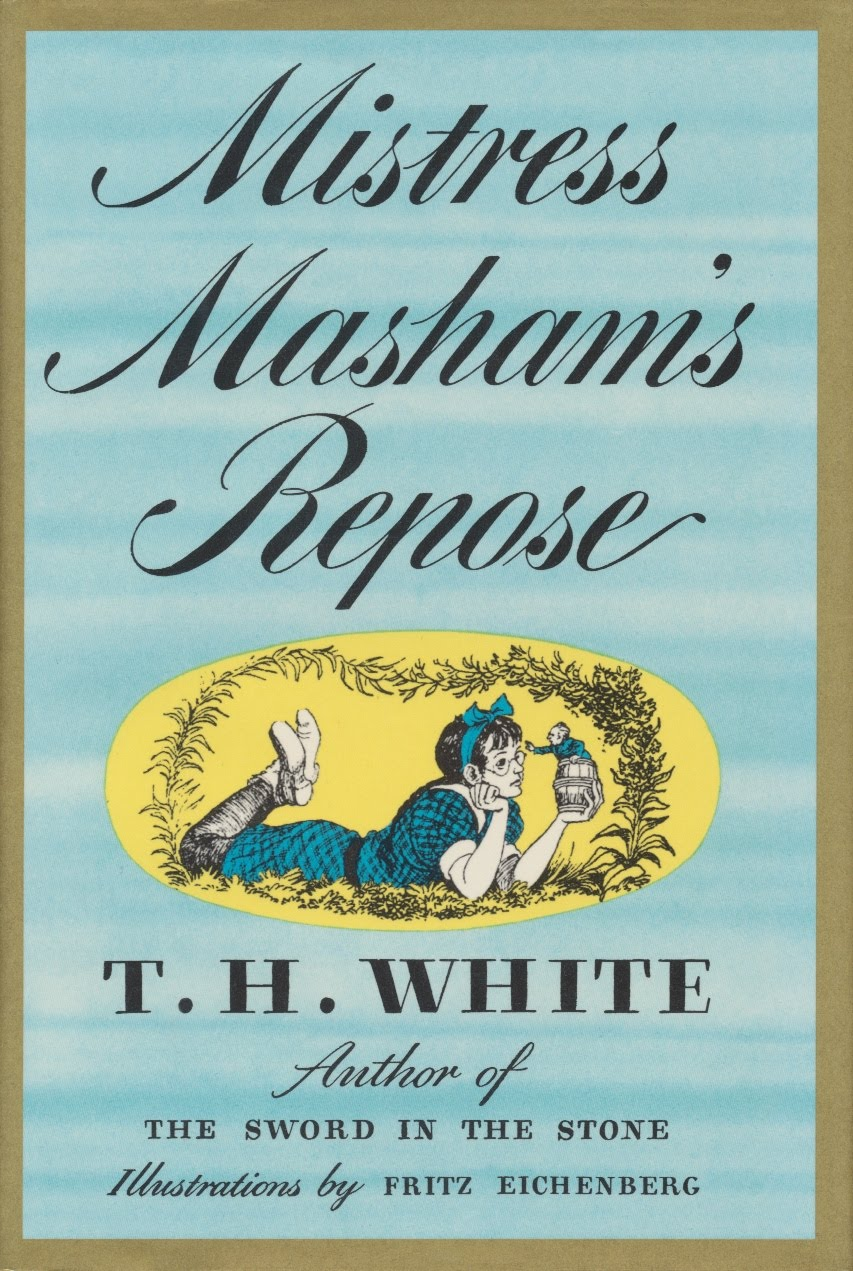 Mistress Masham's Repose by TH White