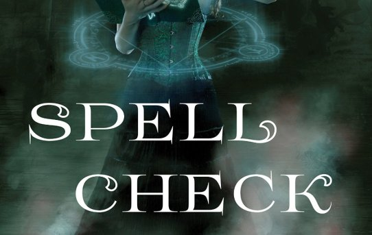Spell Check by Julie Wright - book review