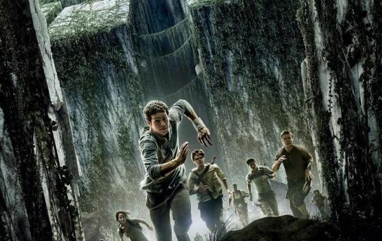 The Maze Runner - film review