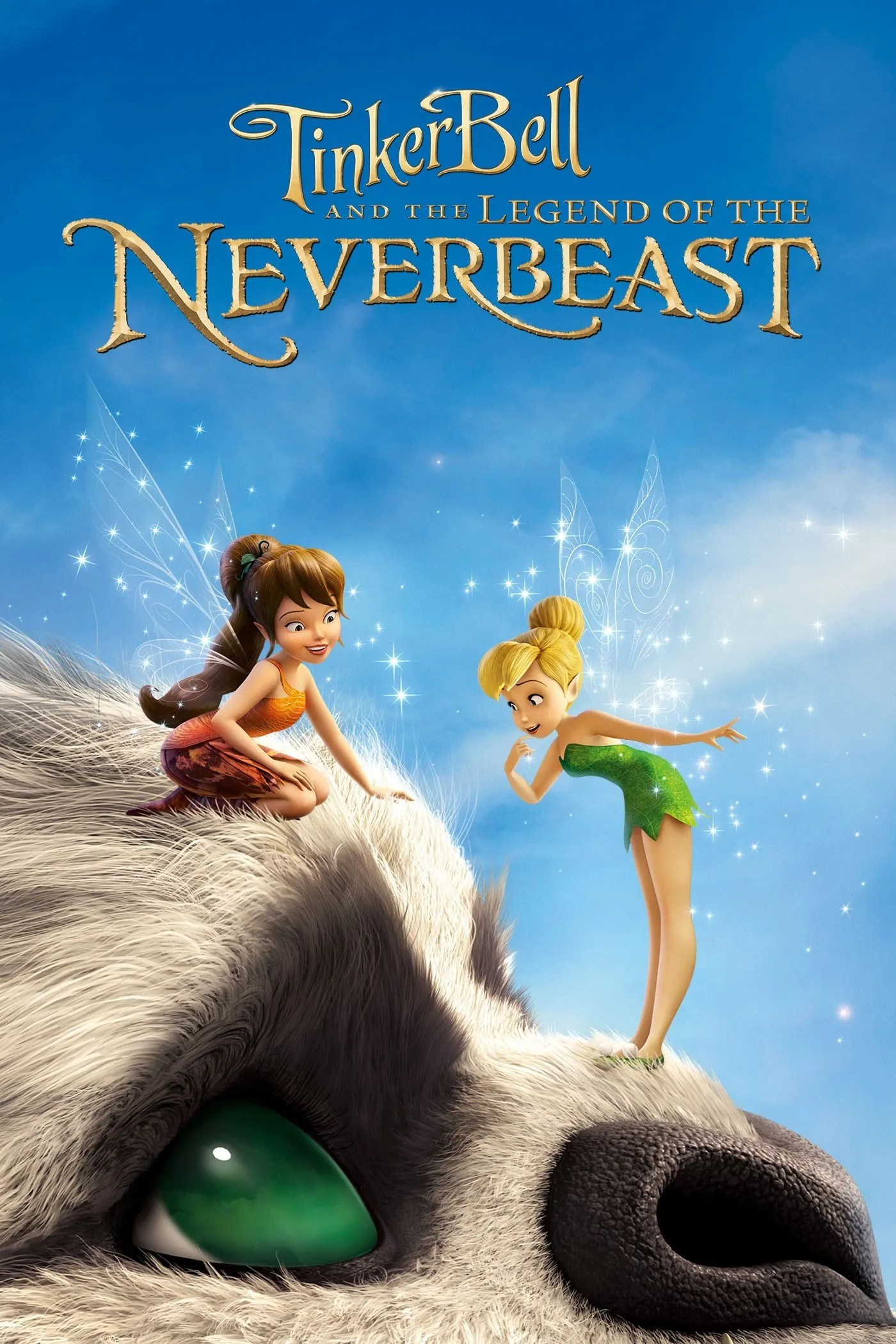 Tinker Bell and the Legend of the Neverbeast cover