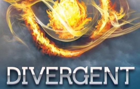 """Divergent"" by Veronica Roth."