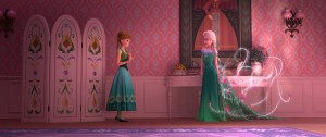 """""""Frozen Fever"""" screenshot."""