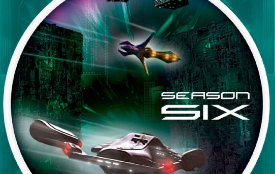 Star Trek Voyager Season 6 - television series review