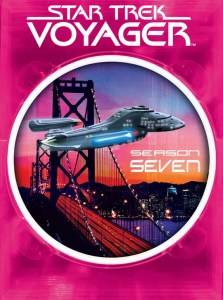 """Star Trek Voyager - season 7""."