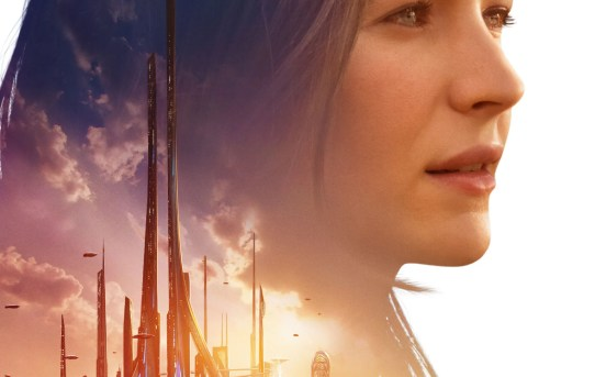 """Tomorrowland"" theatrical teaser poster."