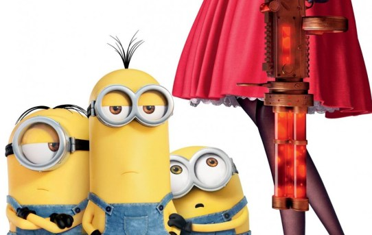 Minions - animated film review