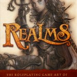 Realms – The Roleplaying Game Art of Tony DiTerlizzi – art book review