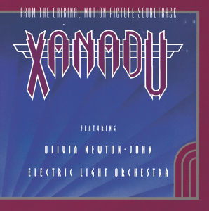 """Xanadu Original Motion Picture Soundtrack""."