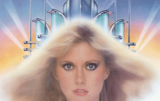 """Xanadu"" theatrical poster."