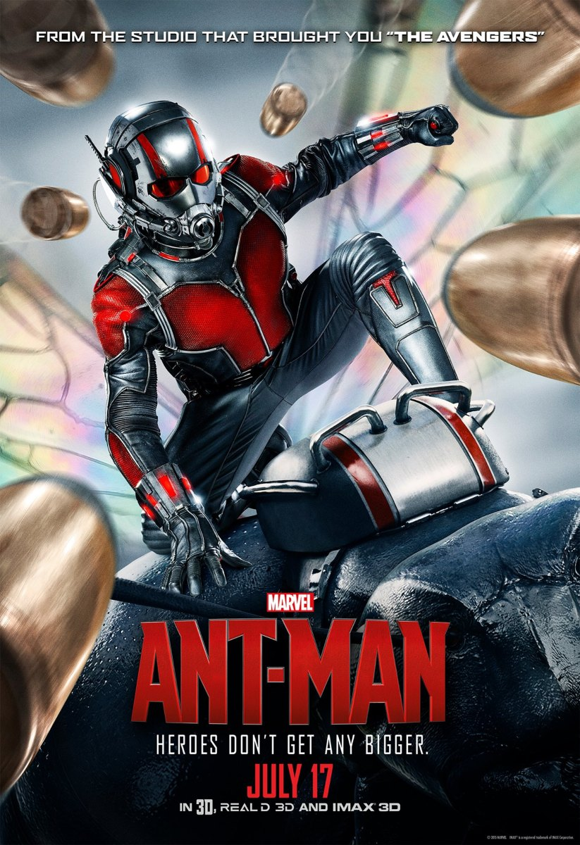 Ant-Man - film review