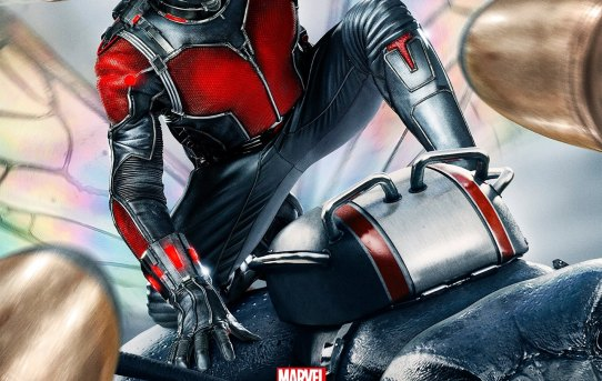 """Ant-Man"" theatrical teaser poster."