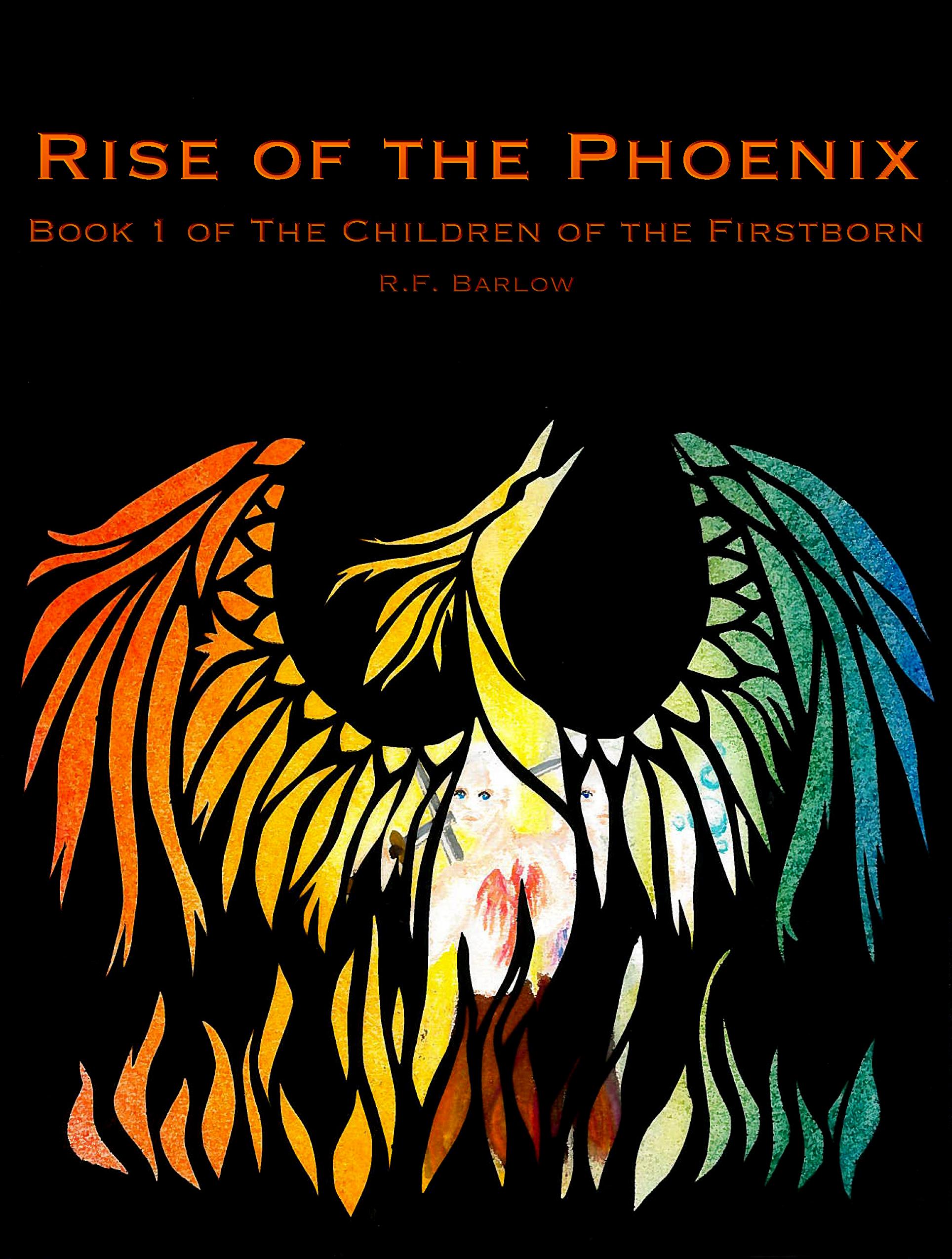 """Rise of the Phoenix"" by R.F. Barlow."