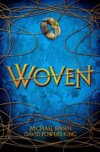 """Woven"" by Michael Jensen and David Powers King."